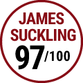 James Suckling : 97/100