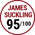 James Suckling : 95/100