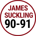 James Suckling : 90-91/100