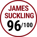 James Suckling : 100/100