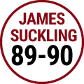 James Suckling: 89-90/100