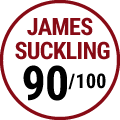James Suckling : 90/100