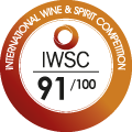 97/100 International Wine and Spirit Competition