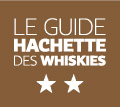 Guide Hachette des whiskies - ★★