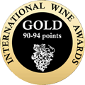 Médaille d'Or- International Wine Awards Spain 2018