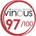 Vinous - Antonio Galloni : 97+/100