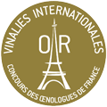 Vinalies d'OR - Vinalies Internationales 2018
