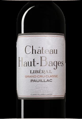 Château HAUT BAGES LIBERAL VIN BIO