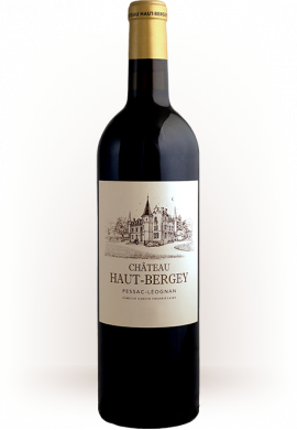 Château HAUT-BERGEY Rouge