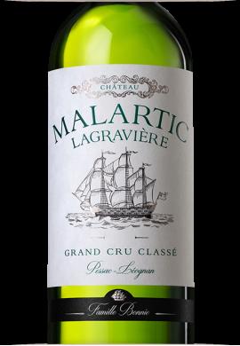 Château MALARTIC LAGRAVIERE BLANC