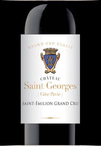 Château SAINT GEORGES COTE PAVIE